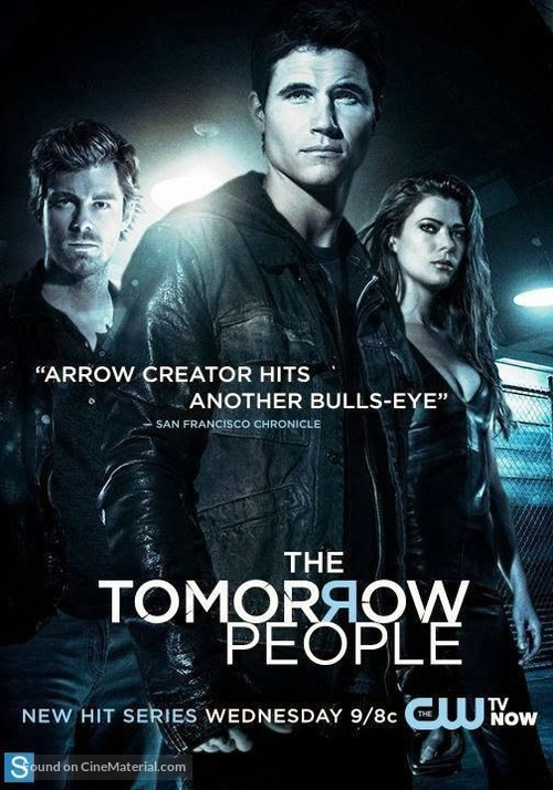 """""""The Tomorrow People"""" - Movie Poster"""