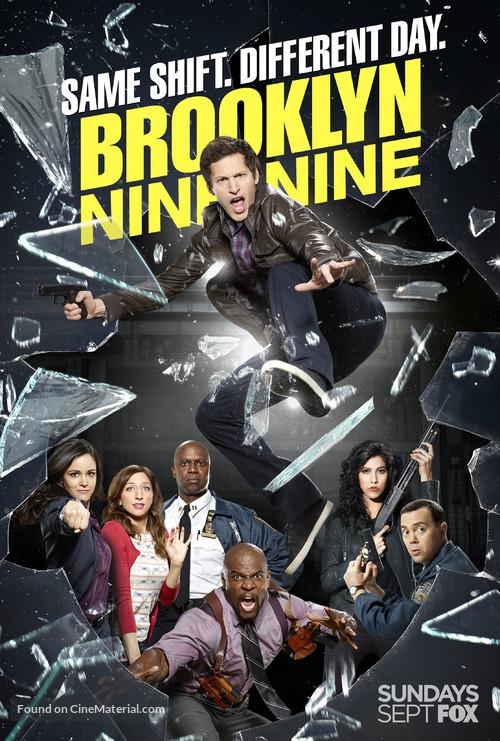 """Brooklyn Nine-Nine"" - Movie Poster"