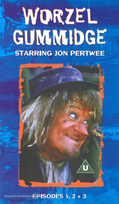 """Worzel Gummidge"" - British Movie Cover"