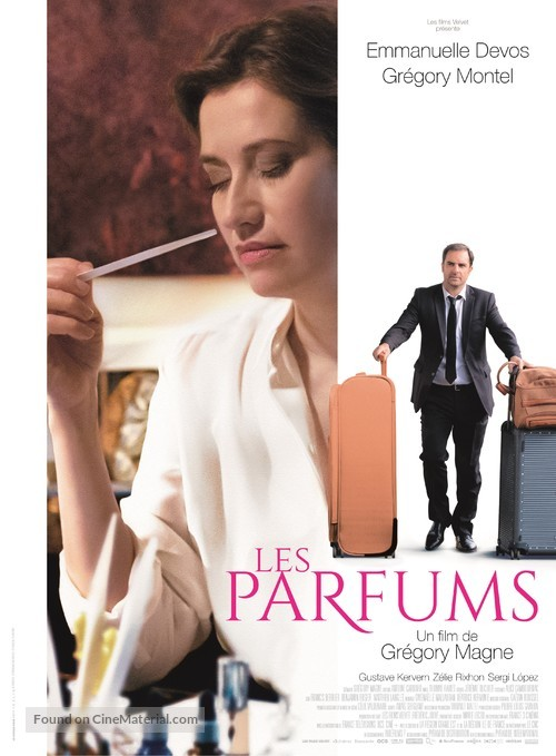 Les parfums - French Movie Poster
