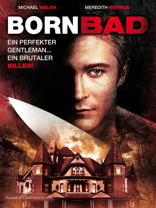 Born Bad - German Movie Cover