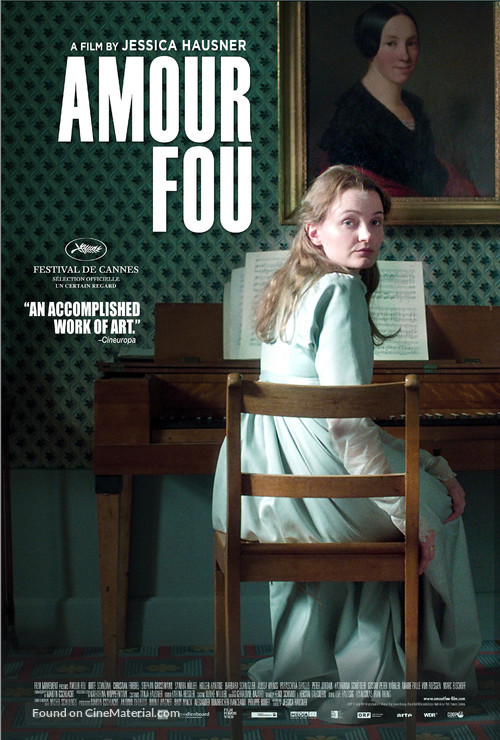 Amour fou - Movie Poster