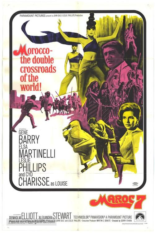 Maroc 7 - Movie Poster