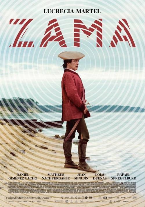 Zama - Argentinian Movie Poster
