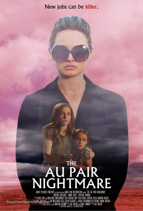 The Au Pair Nightmare Movie Poster