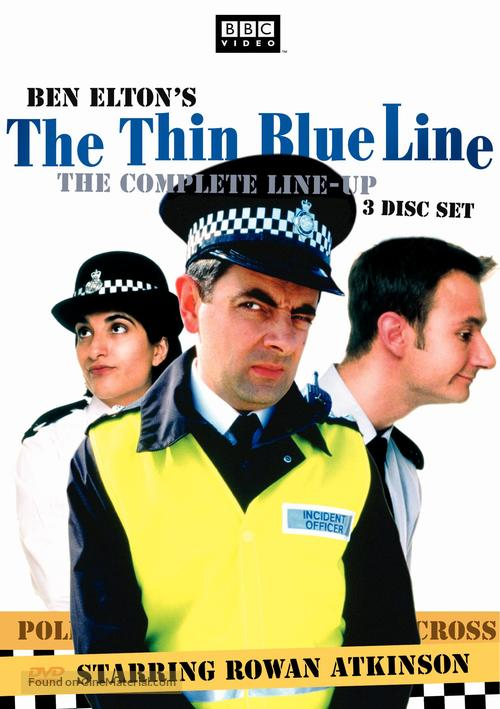 """The Thin Blue Line"" - British poster"