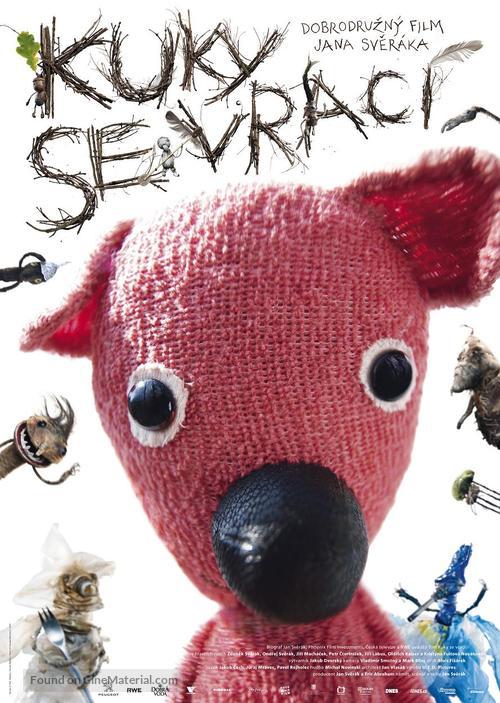 Kuky se vrací - Czech Movie Poster