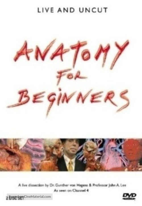 """Anatomy for Beginners"" - Movie Cover"
