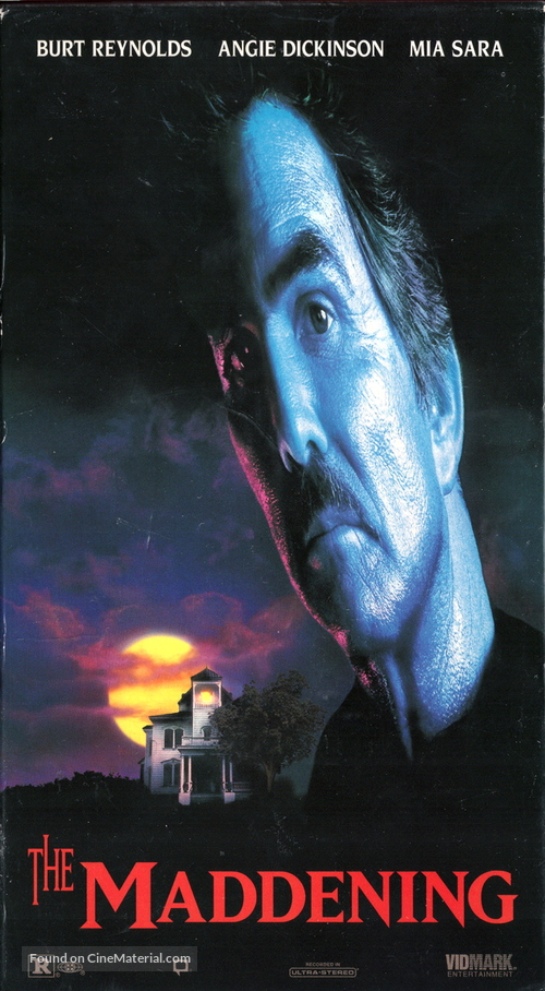 The Maddening - VHS cover