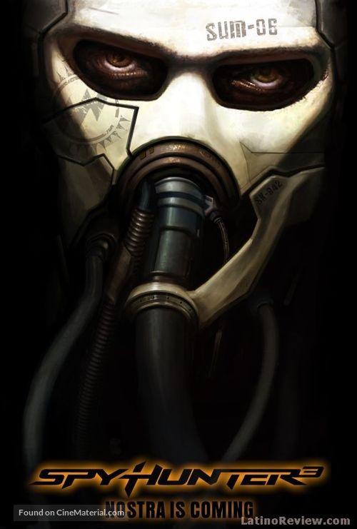 Spy Hunter - poster