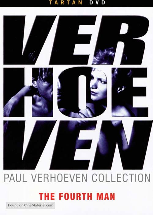 De vierde man - DVD movie cover