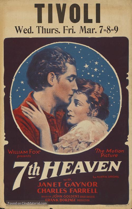 Seventh Heaven - Movie Poster