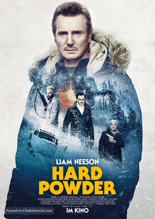 Cold Pursuit - German Movie Poster
