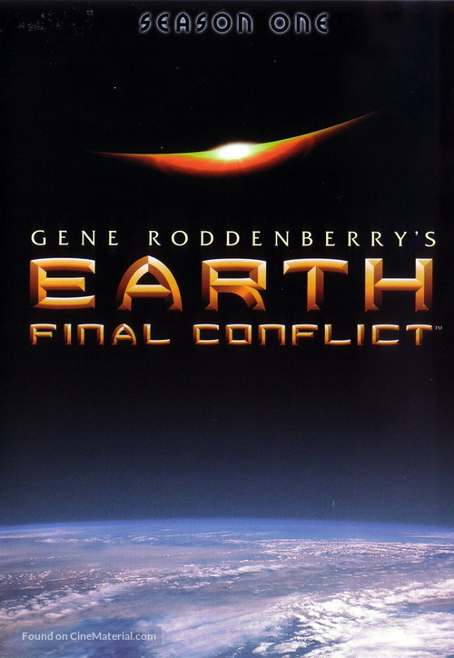 """""""Earth: Final Conflict"""" - Movie Cover"""