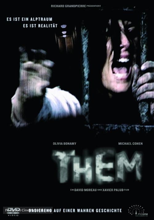 Ils - German DVD cover