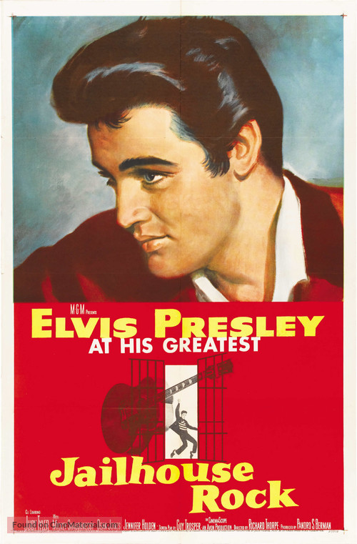 Jailhouse Rock - Movie Poster