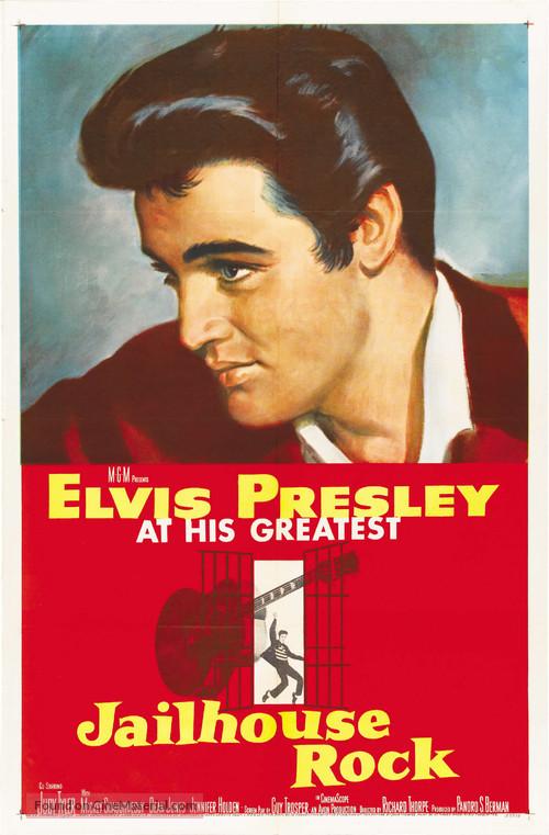 Jailhouse Rock - Movie Poster