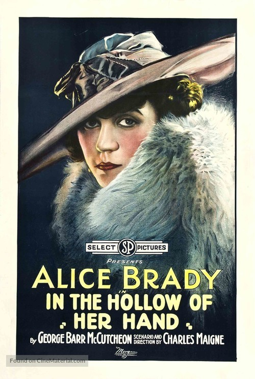 In the Hollow of Her Hand - Movie Poster
