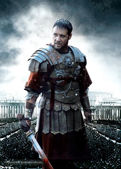 Gladiator - Key art
