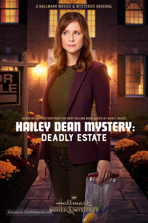 Hailey Dean Mystery: Deadly Estate - Movie Poster