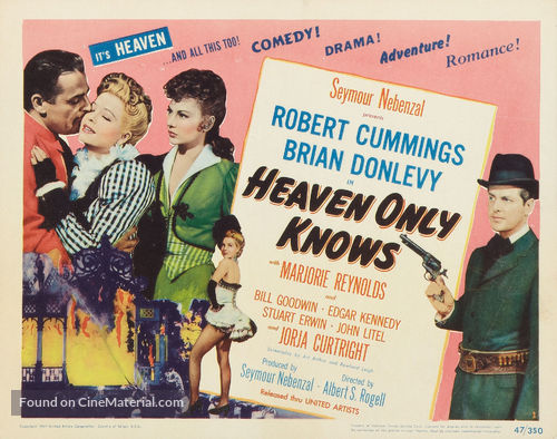 Heaven Only Knows - Movie Poster