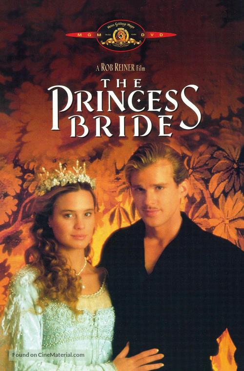 The Princess Bride - Movie Cover