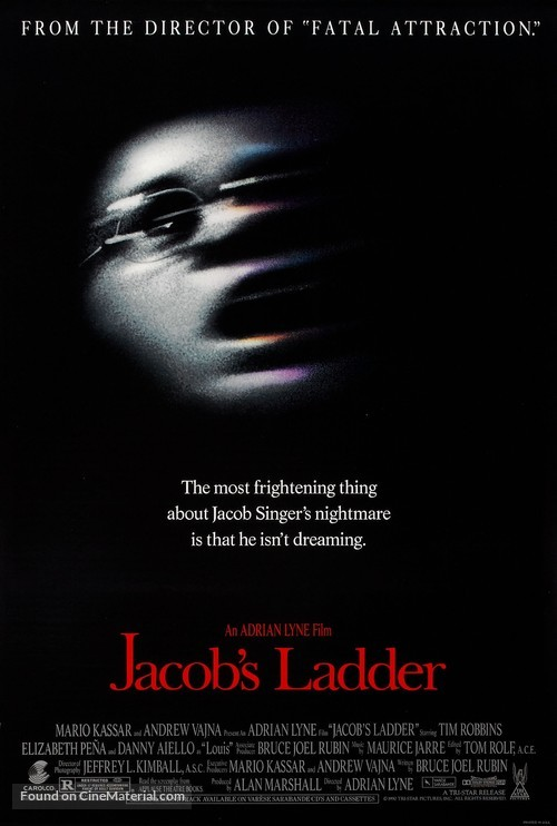 Jacob's Ladder - Movie Poster