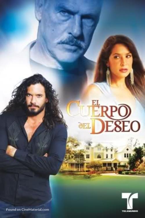 """""""El cuerpo del deseo"""" - DVD movie cover"""