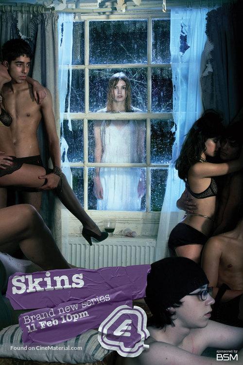 """Skins"" - Movie Poster"
