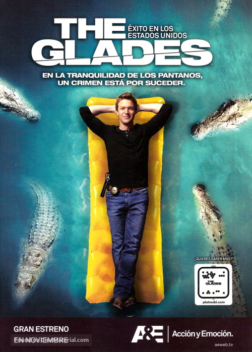 """The Glades"" - Argentinian poster"