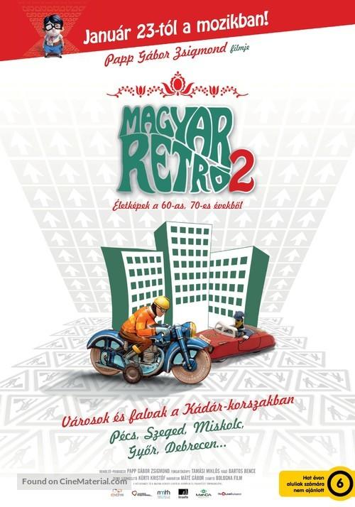 Magyar retró 2 - Hungarian Movie Poster