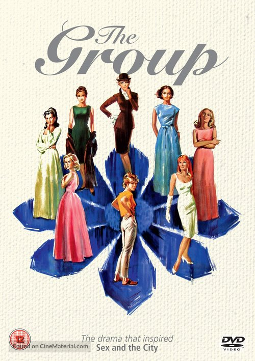 The Group - British DVD movie cover