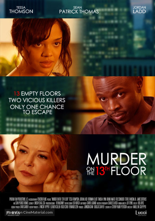 Murder On The 13th Floor   Movie Poster