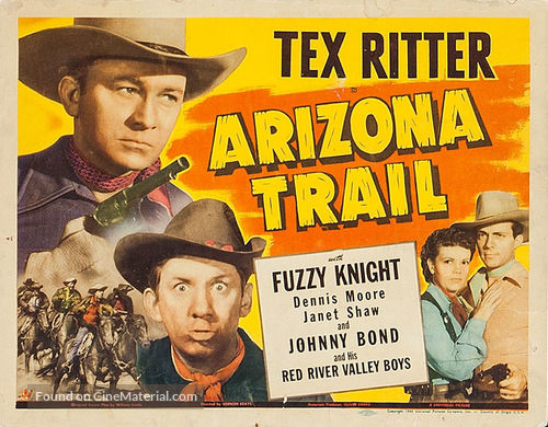 Arizona cowboy movie posters