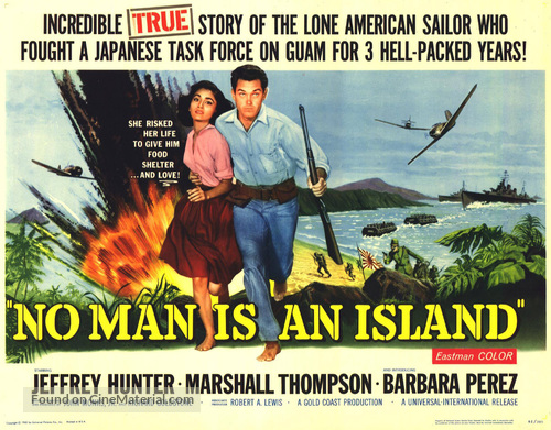 No Man Is an Island - Movie Poster