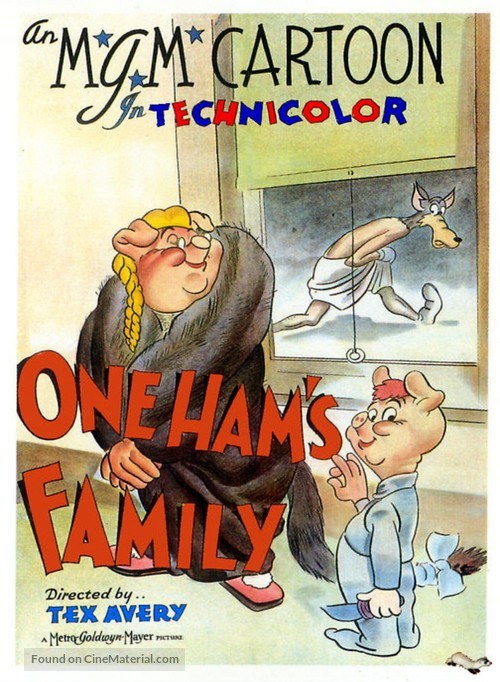 One Ham's Family - Movie Poster