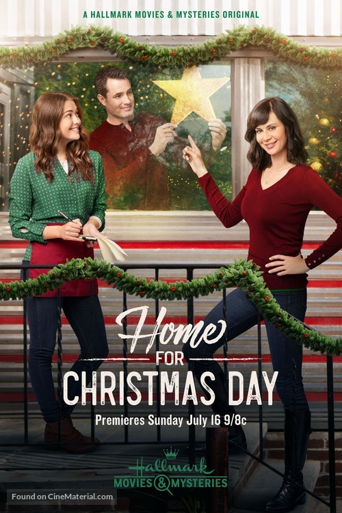 Home for Christmas - Movie Poster