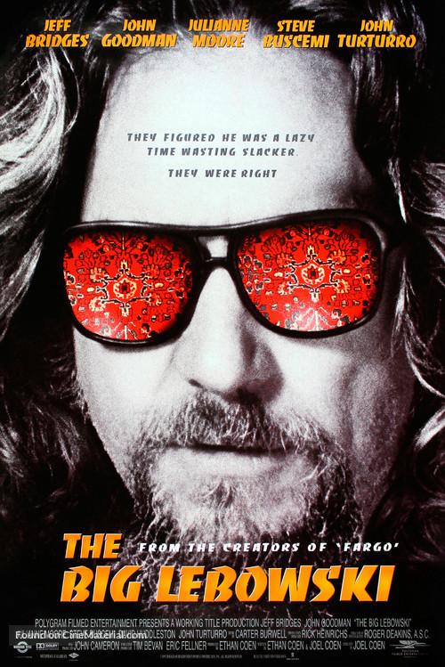 The Big Lebowski - International Movie Poster