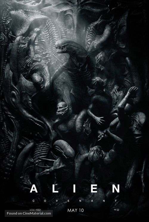 Alien: Covenant - Philippine Movie Poster
