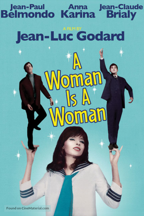 feminism in une femme est une femme a film by jean luc godard A biography of the film director and writer jean-luc godard, including a list of films and links to , whilst une femme est une femme (godard's first colour.