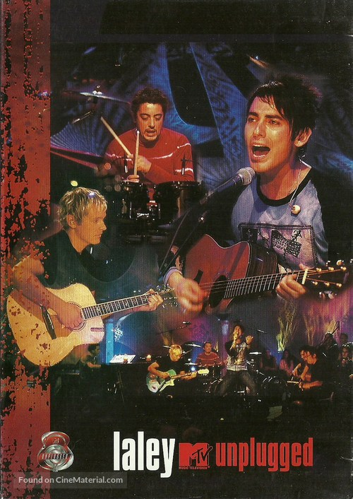 """Unplugged"" - DVD movie cover"