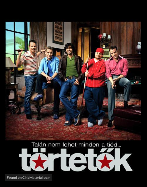 """Entourage"" - Hungarian Movie Poster"