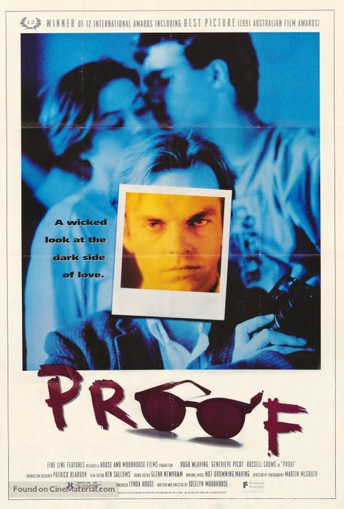 Proof - Movie Poster