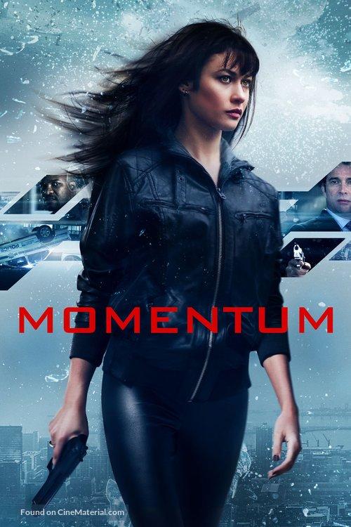 Momentum - DVD movie cover