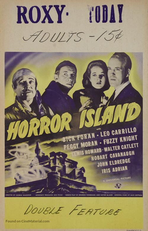 Horror Island - poster