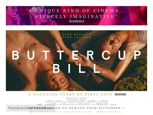 Buttercup Bill - British Movie Poster