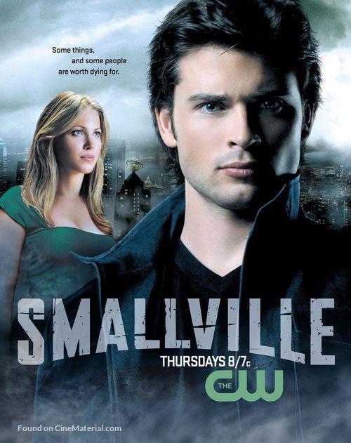 """""""Smallville"""" - Movie Cover"""