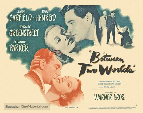 Between Two Worlds - Movie Poster
