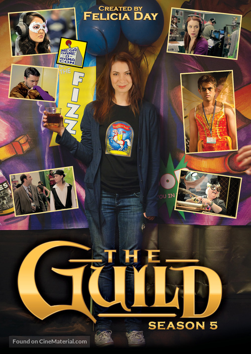 """""""The Guild"""" - DVD movie cover"""