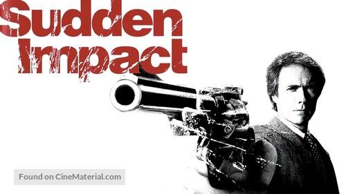 Sudden Impact - Movie Cover